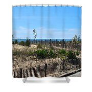 Growth Of The Sea Shower Curtain