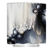 Growth Or Decline Shower Curtain