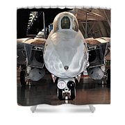 Grumman F-14 Tomcat Shower Curtain