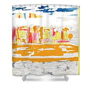Gto # 2 Shower Curtain