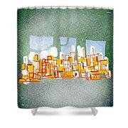 Gto 17 Shower Curtain