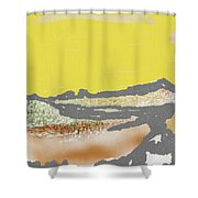 Gto 51 Shower Curtain