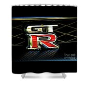 Gtr Grill Shower Curtain