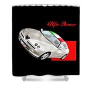 Gtv Alfa Shower Curtain