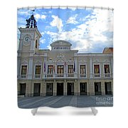 Guadalajara 3 Shower Curtain
