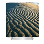 Guadalupe Dunes Shower Curtain