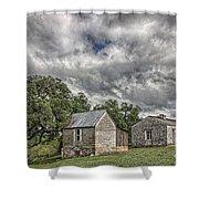 Guard House Shower Curtain