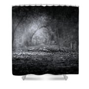 Guardian Of The Forest Shower Curtain