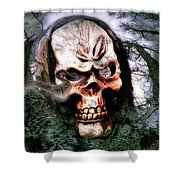 Guardian Of The Forest2 Shower Curtain