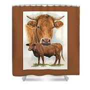 Guernsey Shower Curtain