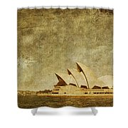 Guided Tour Shower Curtain