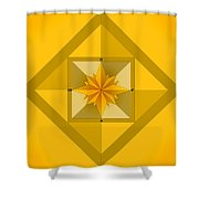 Guidelines Shower Curtain