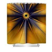 Guiding Star Shower Curtain
