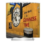 Guinness Beer 2 Shower Curtain