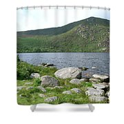 Guinness Lake Shower Curtain