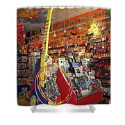 Guitar Dream 2 Shower Curtain