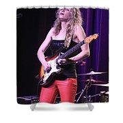Guitarist Ana Popovic Shower Curtain