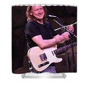 Guitarist Robben Ford Shower Curtain