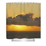 Gulf Of Alaska Shower Curtain