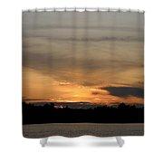 Gulf Of Pohja 2 Shower Curtain