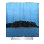Gulf Of Pohja 4 Shower Curtain
