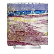 Gulf Shores Alabama Shower Curtain