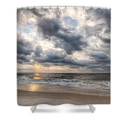 Gulf Star Shower Curtain