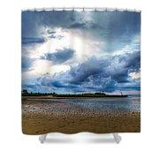 Gulf Storm Shower Curtain