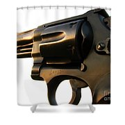 Gun Series Shower Curtain