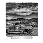Gundlach Bundschu Rhinefarm Shower Curtain