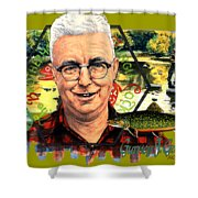 Gurney Godfrey Shower Curtain