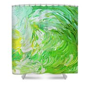 Gust Shower Curtain