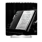 Gustav Mahler Symphony No 1 Shower Curtain