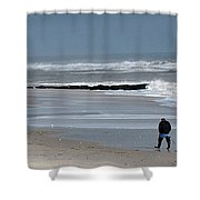 Guys Fishing Shower Curtain