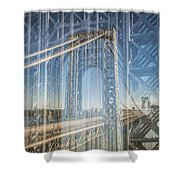 GWB Shower Curtain