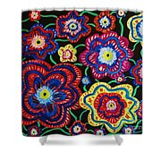 Gypsies Beauty And  Pride  Shower Curtain