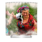 Gypsies, Tramps And Thieves Shower Curtain
