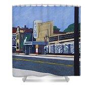H Street Ne / Atlas District In Washington Dc Shower Curtain
