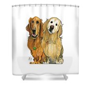 Haberland 7-1317 Shower Curtain