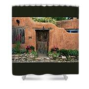 Hacienda Santa Fe Shower Curtain