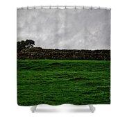 Hadrian's Wall Shower Curtain