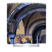 Hagia Sophia Detail Shower Curtain