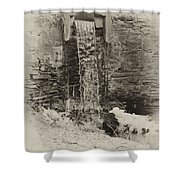 Hagys Mill Shower Curtain