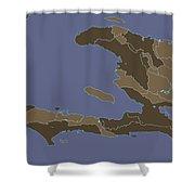 Haiti Cheri Shower Curtain