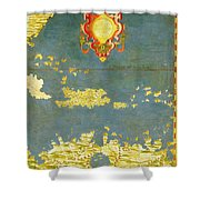 Haiti, Dominican Republic, Puerto Rico And French West Indies Shower Curtain