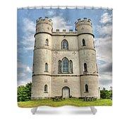 Haldon Belvedere Shower Curtain