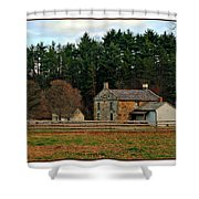 Hale Farm And Village Shower Curtain