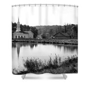 Hale Farm Shower Curtain