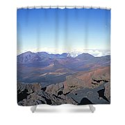 Haleakala Expanse Shower Curtain