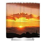 Haleakala National Park Memories Shower Curtain